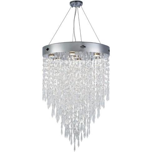 "Elegant Lighting 3003D24/RC Granada 7 Light 24"" Wide Chandelier - image 1 of 1"