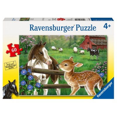 Ravensburger New Neighbors Puzzle 60pc