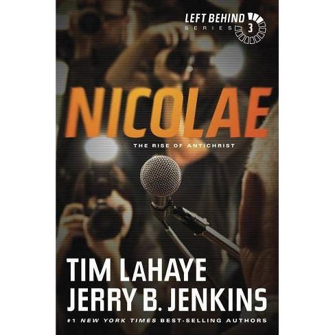 Nicolae - (Left Behind) by  Tim LaHaye & Jerry B Jenkins (Paperback) - image 1 of 1