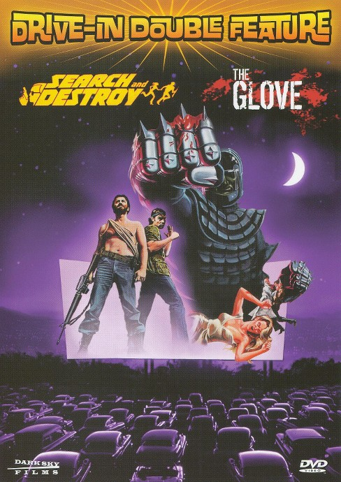 Search and destroy/Glove (DVD) - image 1 of 1