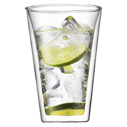 Bodum Canteen 6oz 2pk Double Wall Glasses - image 1 of 1