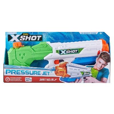 Zuru X-Shot Water Warfare Pressure Jet Water Blaster