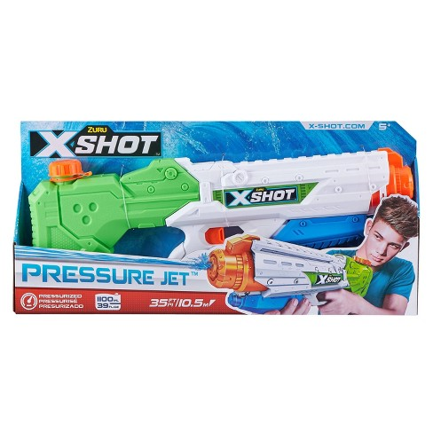 Zuru X-Shot Water Warfare Pressure Jet Water Blaster - image 1 of 4