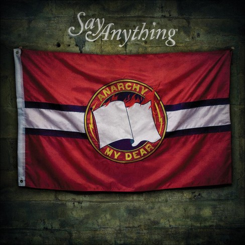 Say anything - Anarchy my dear (CD) - image 1 of 2