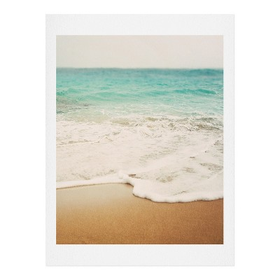 "Bree Madden Ombre Beach Art Print 8"" x 10"" - Deny Designs"