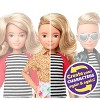 Creatable World Deluxe Character Kit Customizable Doll - Blonde Wavy Hair - image 4 of 4