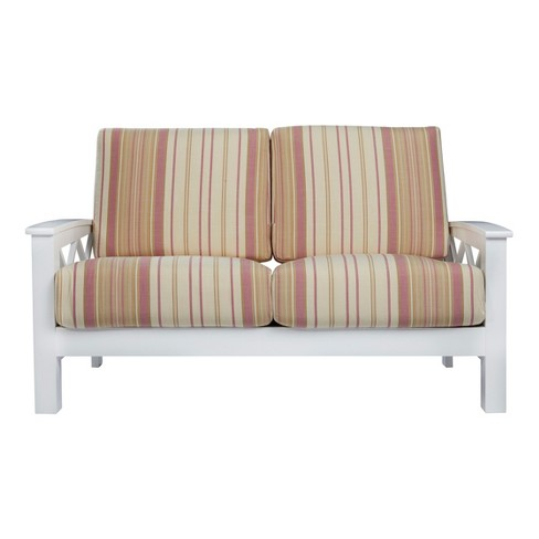 Riverwood X Design Loveseat - Pink- Handy Living - image 1 of 6