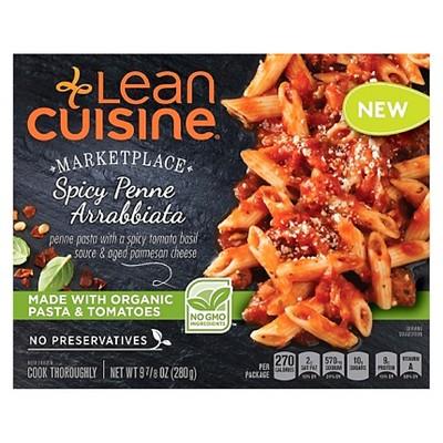 Lean Cuisine Marketplace Spicy Penne Arrabbiata - 9oz