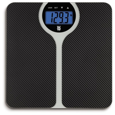 Digital Precision BMI Scale Black - Weight Watchers