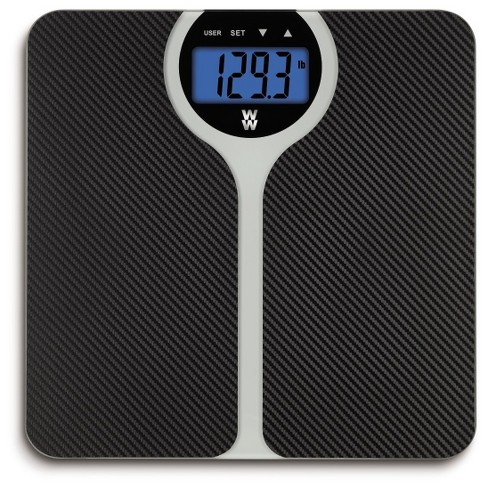 Digital Precision BMI Scale Black - Weight Watchers - image 1 of 3