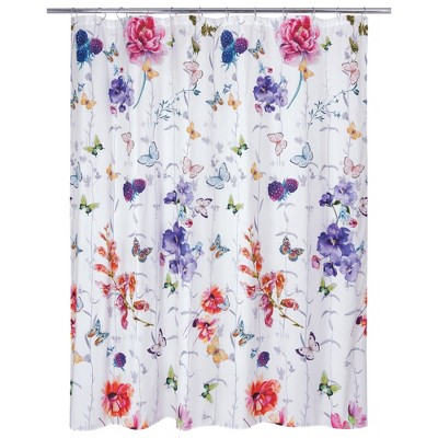 Garden Fall Shower Curtain - Allure Home Creation