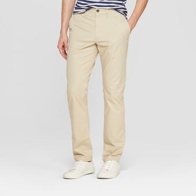 98598b15 Men's Lightweight Slim Fit Chino Pants – Goodfellow & Co™ Pita Bread ...