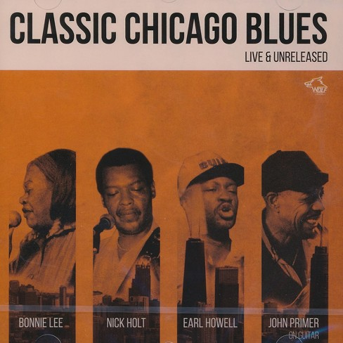 Bonnie lee - Classic chicago blues (CD) - image 1 of 1
