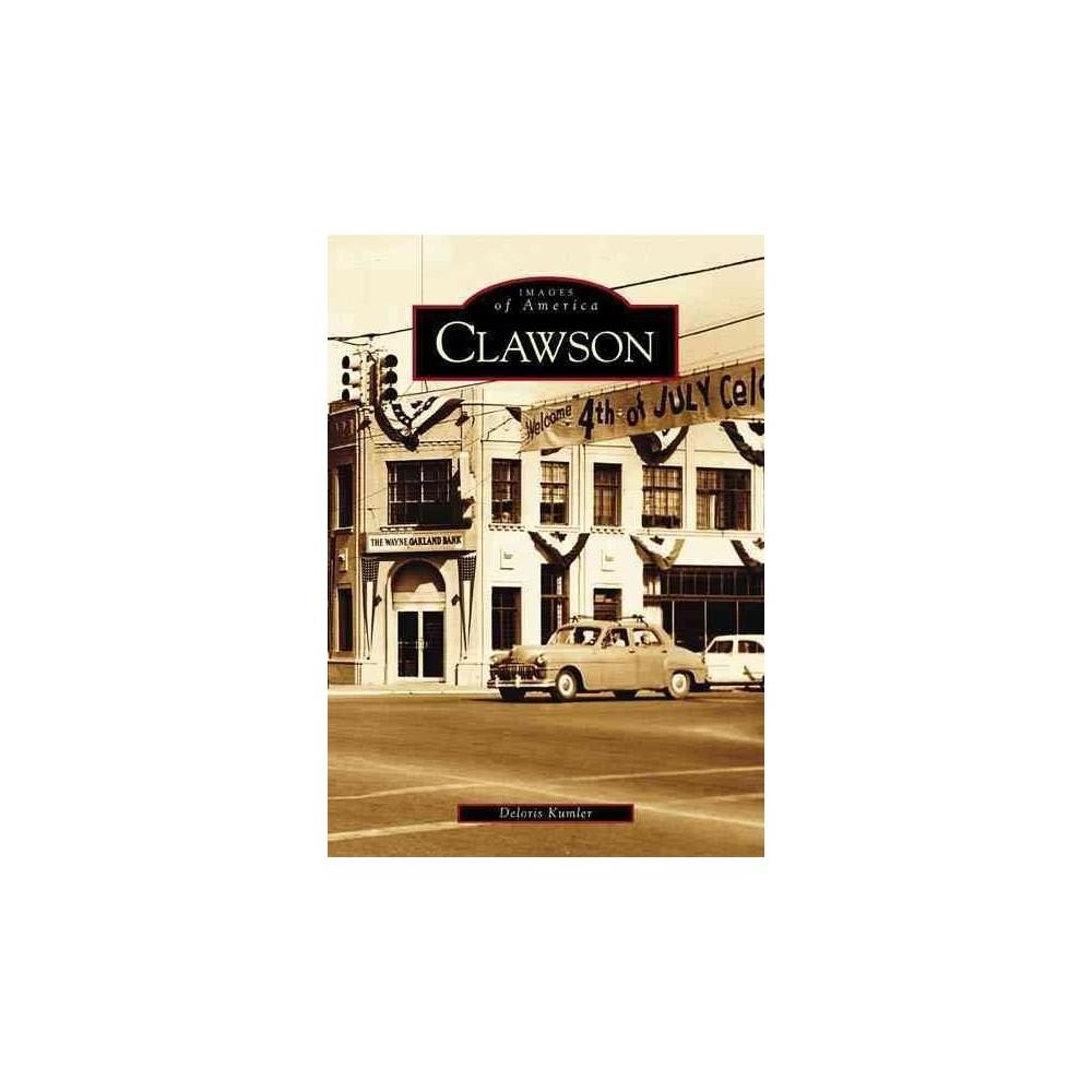 Clawson, Books