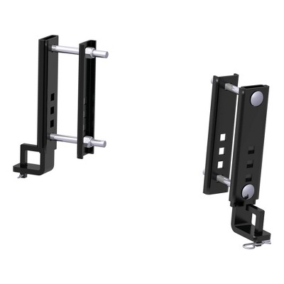 Curt 17500 Trunnion Bar Trailer Weight Distribution Equalizer Load Level Hitch