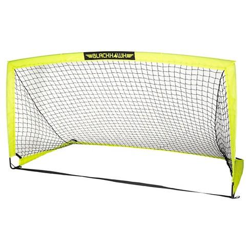 "Franklin Sports Blackhawk 6'6""x3'3"" Pop-Up Soccer Goal - image 1 of 3"