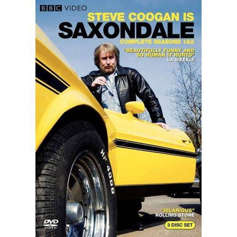 Saxondale: Complete Seasons 1 & 2 (DVD) - image 1 of 1