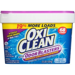 OxiClean Odor Blasters Versatile Stain Remover - 3.5lbs
