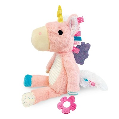 Make Believe Ideas Sensory Snuggables Plush Stuffed Animal - Unicorn