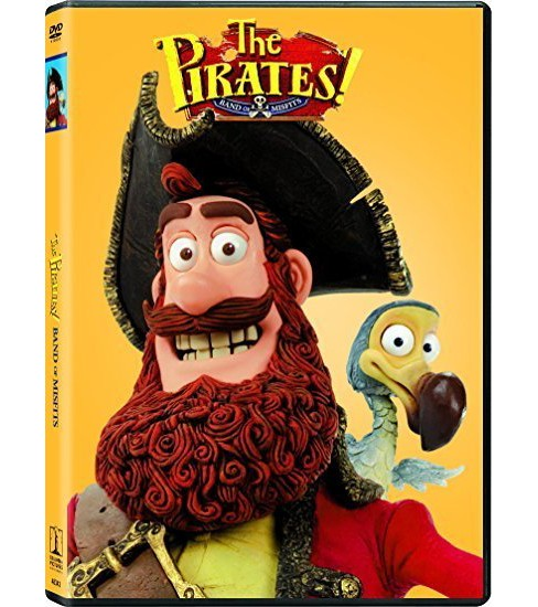 The Pirates! Band of Misfits (DVD) - image 1 of 1