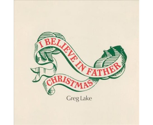 Greg Lake - I Believe In Father Christmas (Vinyl) - image 1 of 1
