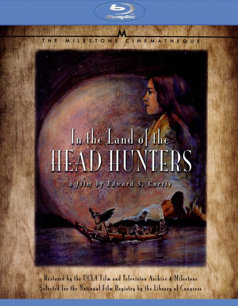 In the land of the head hunters (Blu-ray) - image 1 of 1