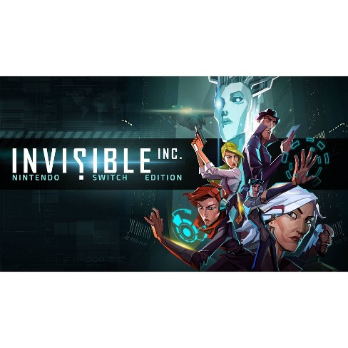 Invisible Inc. - Nintendo Switch (Digital) - image 1 of 4