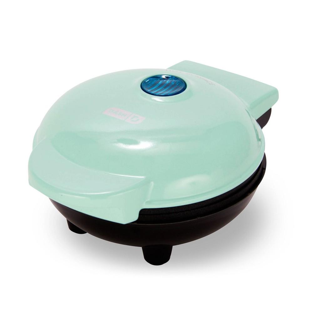 Image of Dash Mini Maker Waffle - Aqua