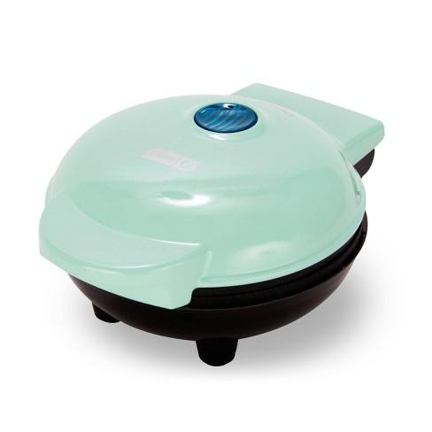 Dash Mini Maker Waffle - Aqua - image 1 of 4