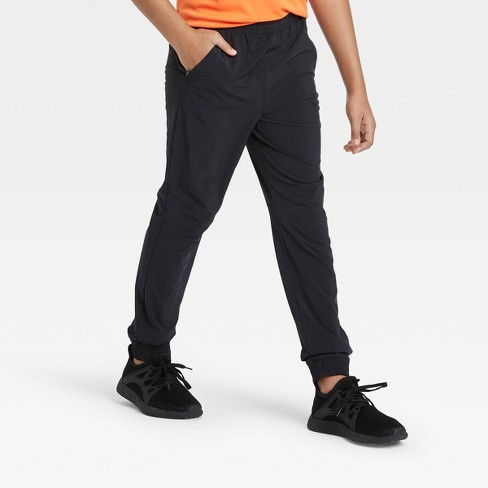 Boys' Stretch Woven Jogger Pants - All in Motion™ - image 1 of 3