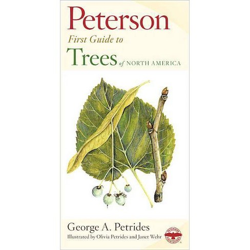 Peterson First Guide to Trees - 2 Edition by  George A Petrides (Paperback) - image 1 of 1
