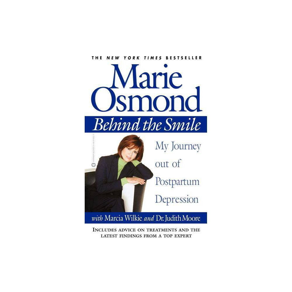 Behind The Smile By Marie Osmond Paperback