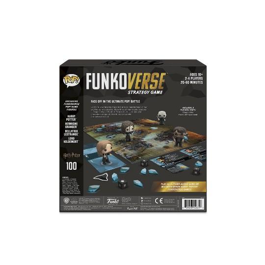 POP! Funkoverse Board Game: Harry Potter #100 Base Set image number null