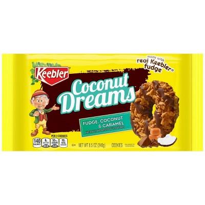 Keebler Coconut Dreams Cookies - 8.5oz