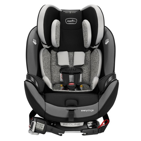 Evenflo EveryStage DLX 3-in-1 Convertible Car Seat - image 1 of 4