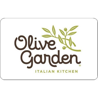 Olive Garden Gift Card $50 (Email Delivery)
