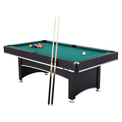 Triumph 7' Phoenix Billiard Table with Table Tennis Top