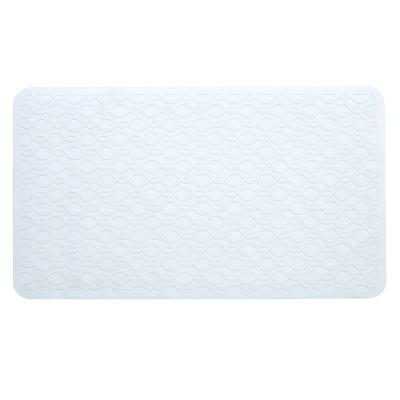 Non-Slip Rubber Bathtub Mat with Microban - Slipx Solutions