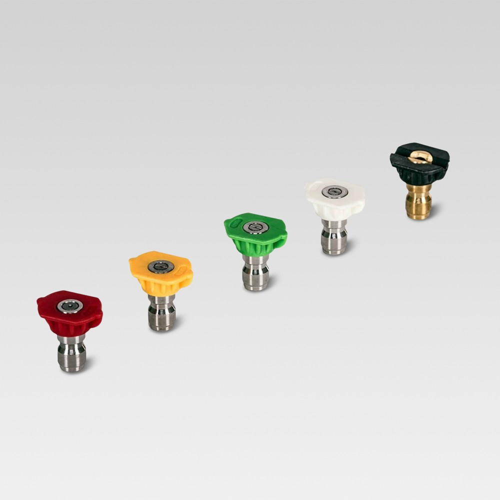Image of 1.5 H Pressure Washer Accessories And Parts - GreenWorks, Multi-Colored
