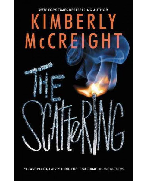 Scattering -  (Outliers) by Kimberly McCreight (Hardcover) - image 1 of 1