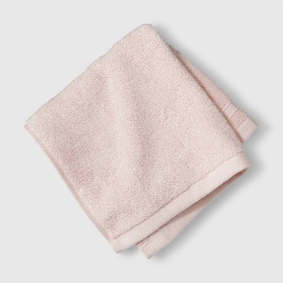 Performance Washcloth Blush Pink - Threshold™