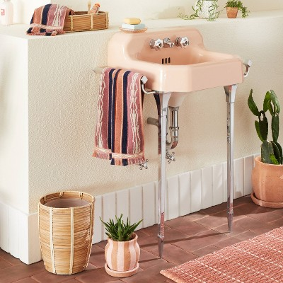 Rattan Bathroom Decor Target, Target Bathroom Decor