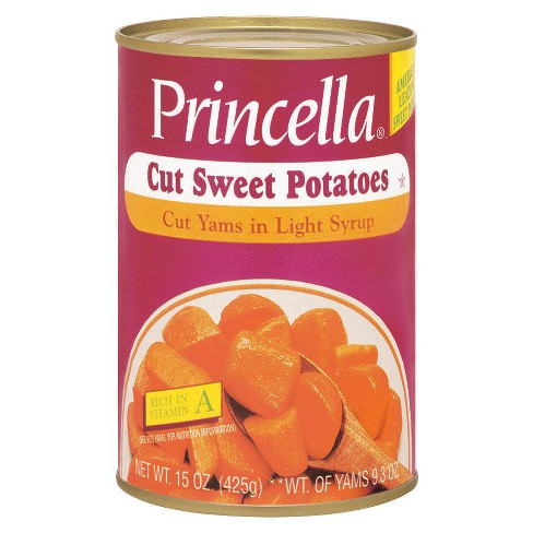Princella® Cut Sweet Potatoes 15oz - image 1 of 1
