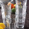 Duralex Picardie 3.12 Ounce Clear Tempered Glass Stacking Drinkware Tumbler Drinking Glasses, Set of 12 - image 4 of 4