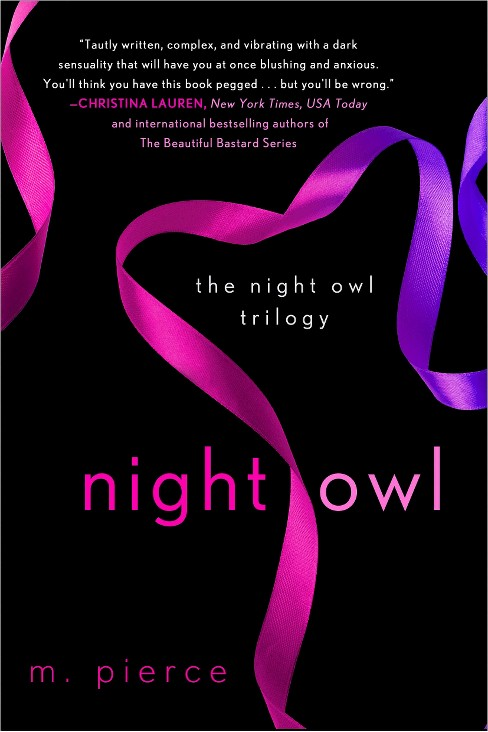 Night Owl (Night Owl Trilogy Series #1) (Paperback) by M. Pierce - image 1 of 1