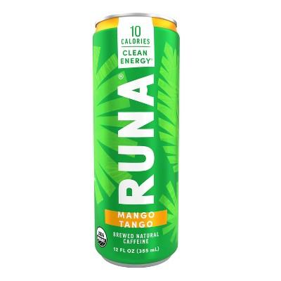 Runa Original Mango Energy Drink - 12 fl oz Can