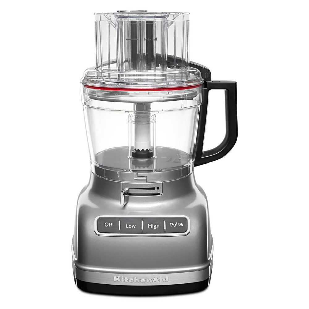 KitchenAid Refurbished Food Processor – Contour Silver RKFP1133CU 53497415