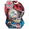 "Bakugan Haos Nillious 2"" Collectible Action Figure and Trading Card - image 2 of 4"