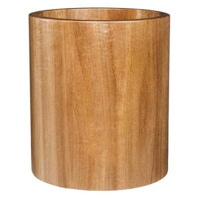 Threshold™ Acacia Utensil Storage Container