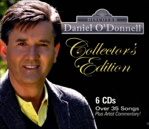 Daniel o'donnell - Discover daniel o'donnell (Coll ed) (CD) - image 1 of 1
